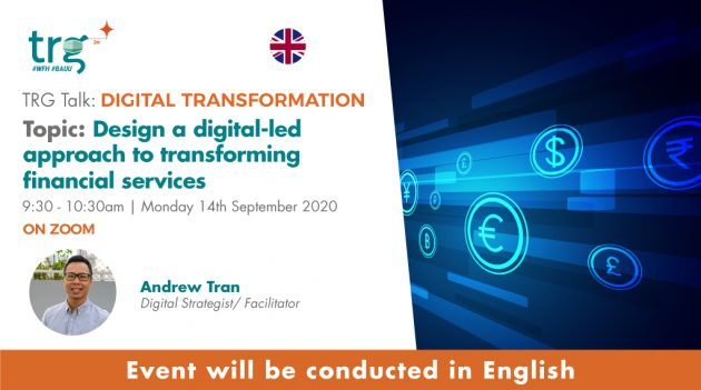 Designing a Digital-led approach to transforming Financial Services 5