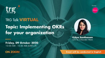 Implementing OKRs for your organisation 6