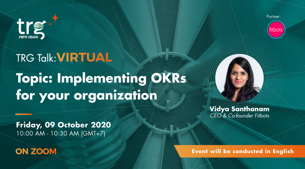 Implementing OKRs for your organisation  1