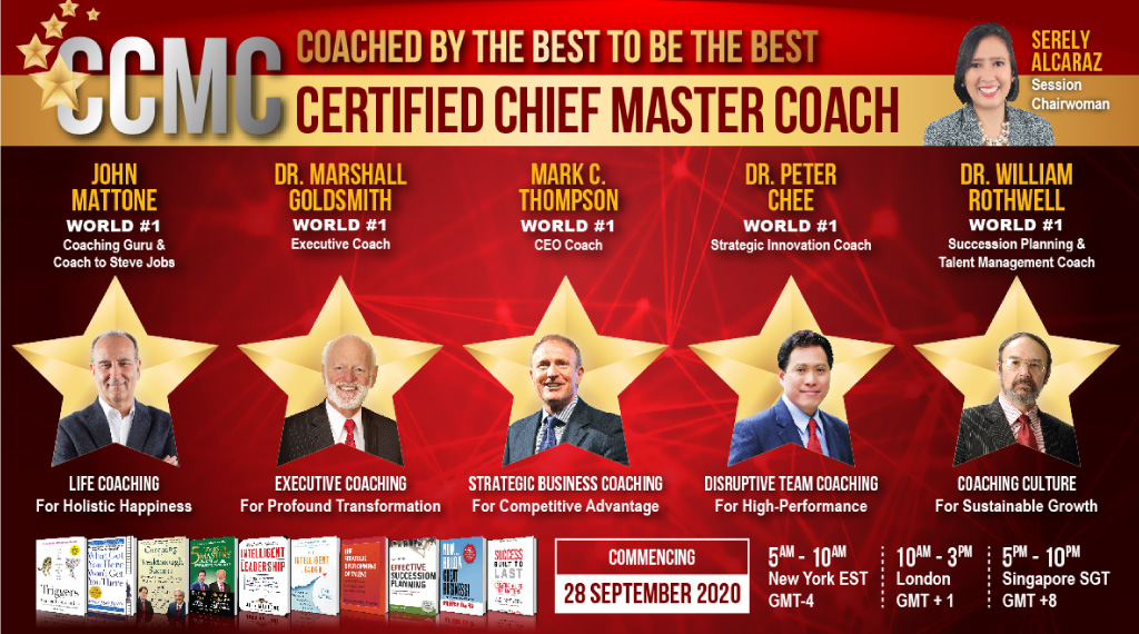 Coach by the BEST - ITD World