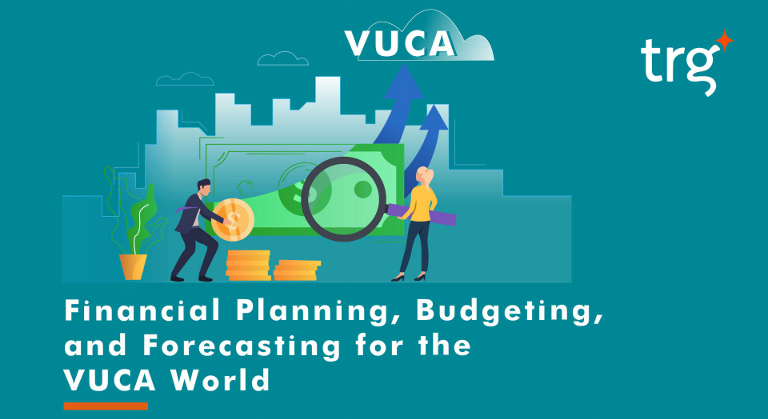 Financial planning, budgeting, and forecasting for the VUCA world 1