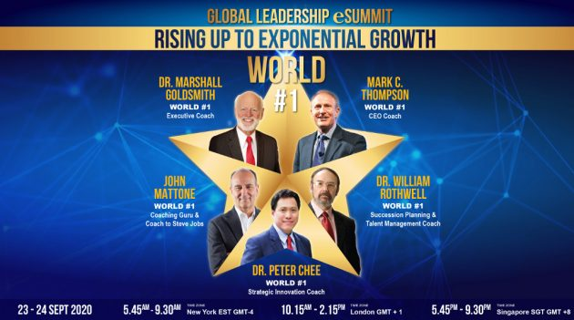 Global Leadership Summit 2020