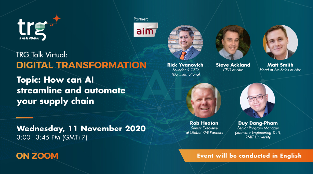How can AI streamline and automate your supply chain 1