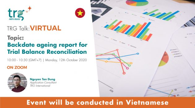 Backdate Ageing report for Trial Balance Reconciliation 10