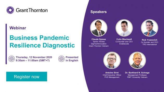 Business Pandemic  Resilience Diagnostic 2