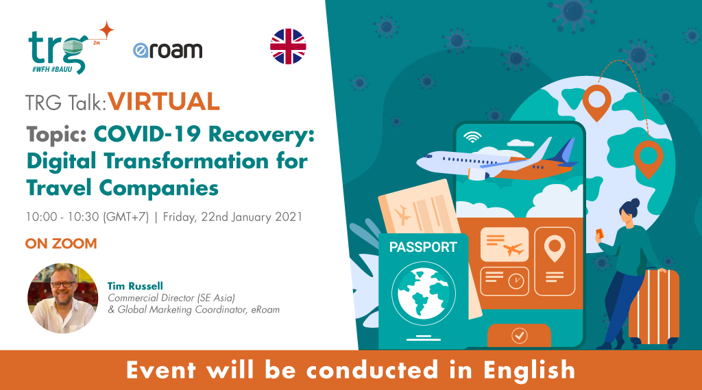 COVID-19 Recovery: Digital Transformation for Travel Companies 1