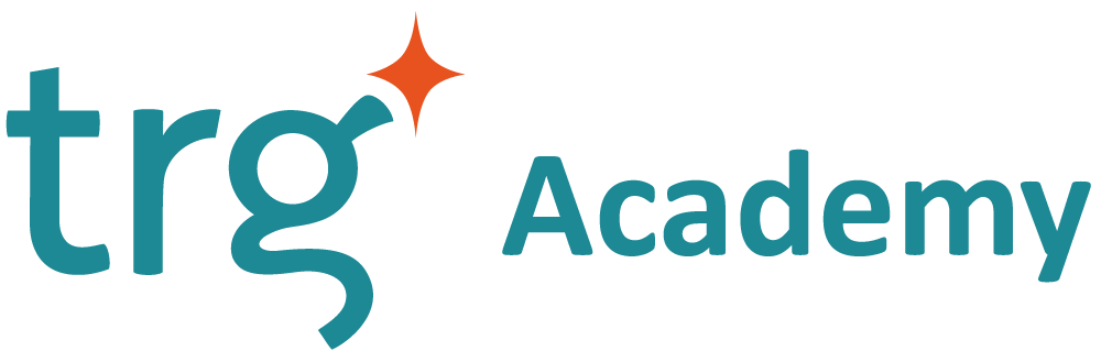TRG Academy logo