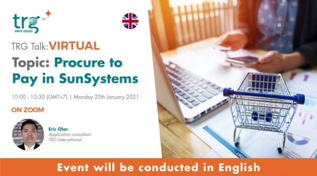 Procure to Pay in SunSystems 4
