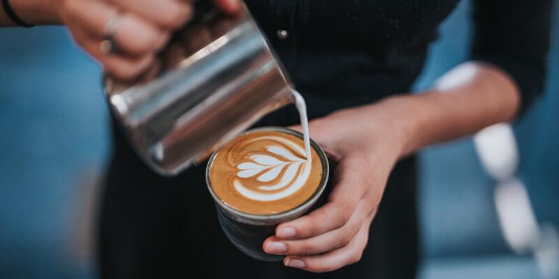 Barista @ PJ's Coffee Vietnam 1