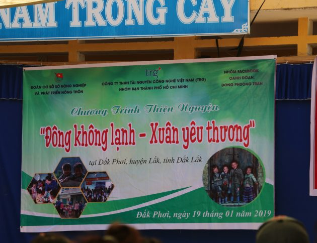 TRG CSR event