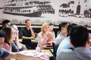 Internships in VietnamTRG Talk Project Management event