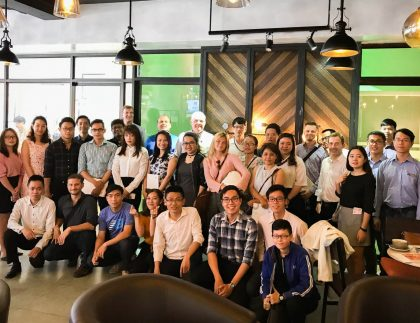 TRG Talk Project Management event