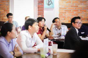 TRG Talk Talent management event