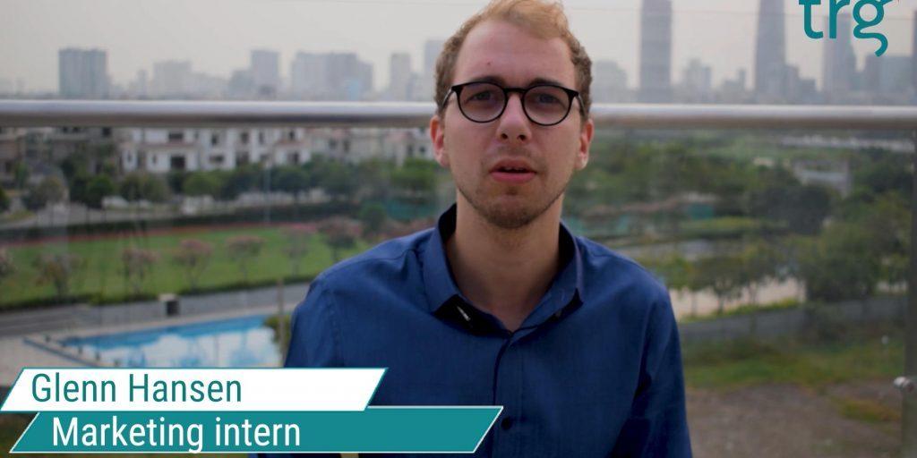 Marketing internship in TRG Vietnam