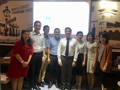 TRG Talk Talent management event